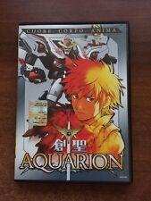 Dvd Aquarion dvd 1