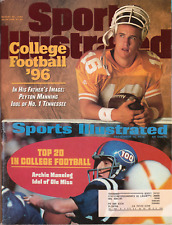 """Sports Illustrated August 26, 1996 """"College Football '96"""""""