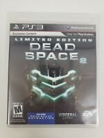 Dead Space 2 : Limited Edition - Sony Playstation 3 PS3 - w/ Manual