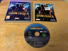Iron Man 2 PS3 - Complete - PAL