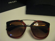 New Authentic PRADA  CINEMA Collection SPR 13Q RO 0-1Z1 Sunglasses