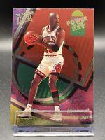 1993-94 Fleer Ultra Michael Jordan Power In The Key 2 Of 9 Insert See Pics