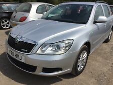 11 SKODA OCTAVIA 1.6 TDI CR GREENLINE 11 ESTATE MASSIVE SPEC AND OPTIONS