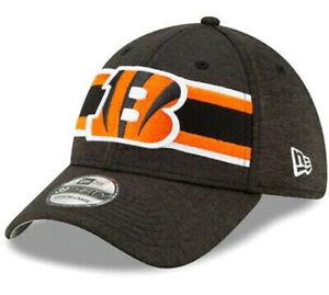 CINCINNATI BENGALS NEW ERA HAT 39THIRTY NFL FOOTBALL TEAM FITTED CAP