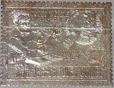 Guinea 1972 606 c115 julio verne Moon Landing alunizaje Space espacio mnh