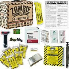 Survival Kit Bug Out Bag Disaster Emergency Camping Hurricane with Food/Water