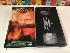 Crossbow aka The Adventures Of William Tell VHS 1989 Adventure Drama Will Lyman