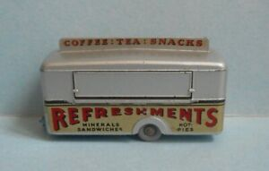 LESNEY MATCHBOX 74A Mobile refreshment canteen GPW excellent condition