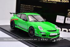 Autoart 1:18 PORSCHE 911 997 GT3RS green