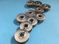 10  Umlaufgreifer Spulen Metall für PFAFF  Dreiteilig ideal für Pfaff 1222,1221
