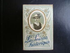 "Set Patience, Cards "" La Switzerland Historical "" N° 94 J.Muller & Co Early"