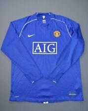 Manchester United Jersey 2007 2008 Goalkeeper XL Shirt Mens Football Nike ig93