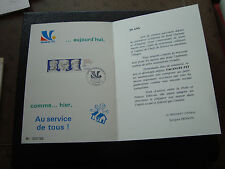 FRANCE - document 23-24/5/1991 (vacances PTT) (cy74) french
