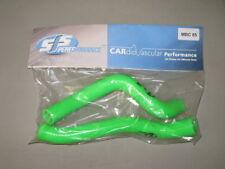 KFX450 Kit De La Manguera Del Radiador rendimiento SFS de Kawasaki Verde de silicona flexible de refrigeración