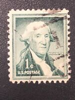 RAREVintage George Washington One 1 Cent Stamp US Postage VERY FINE Condition