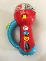 Vtech Spin and learn color Flashlight enhanced learning toy