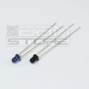 Sensore+emettitore IR infrarosso TEFT4300+TSUS4300 per arduino / pic - ART. CE04