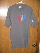 Punk Rock Disco T-Shirt To The Edge Prime Cut Tees XL 100% Cotton Gray FREE SHIP
