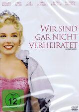 DVD NEU/OVP - Wir sind gar nicht verheiratet - Ginger Rogers & Fred Allen