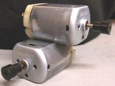 "2 BIG BAD JOHNSON Hobby Motors 1.5"" (up to 3 volt) for Model Kit Hydraulics NEW"