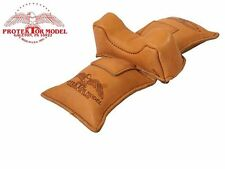 Protektor Model - #5 Leather Regular Owl Ear Straddle Shooting Rest Bag
