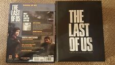 Last of us Hardback guide with firefly keychain