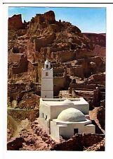 Postcard: Chenini, Village of the south, Tunisia