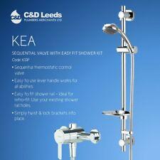 New! Methven KIRI Sequential Thermostatic Shower Valve & Kit