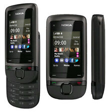TELEFONO CELLULARE REFURBISHED NOKIA C2-05 BLACK