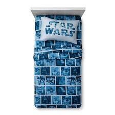 4 pc Disney Star Wars Full Sheet Set NIP