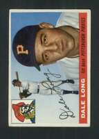 1955 Topps #127 Dale Long VGEX RC Rookie Pirates 86202