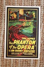 The Phantom of the Opera Lobby Card Movie Poster #2