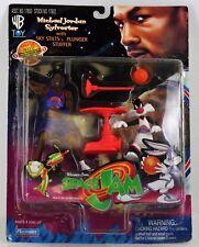 Michael Jordan Space Jam Sylvester Toy Set Vintage 90's NEW Warner Bros