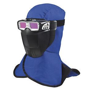 Miller 267370 Weld Mask Electronic Goggle -  Eliminates hardhat helmet adaptors