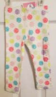 Circo Girls Multi-dot leggings. Size 2T. New with tags.