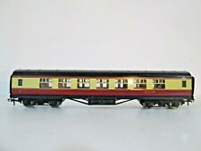 EXLEY OO GAUGE BR MK1 RED & CREAM (BLOOD & CUSTARD) 1st CORRIDOR COACH M3030M