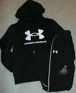 ~NWT Boys UNDER ARMOUR Hoodie Outfit! Size 6 Super Cute:)!!