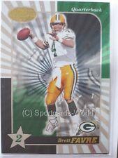 """Brett Favre - 2000 Leaf Certified """"2 Star"""" #118 - Green Bay Packers"""