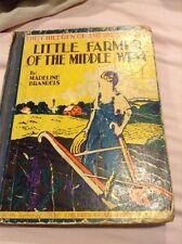 Little Farmer of Middle West Madeline Brandeis, 1937, The Children of America