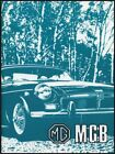 MG MGB Tourer and GT: Owners' Handbook, Ltd 9781870642538 Fast Free Shipping..