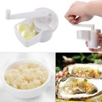 Multifunctional Garlic Ginger Crusher Grinder Press Rotate Kitchen Gadget Tools
