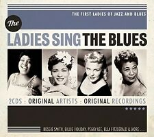 Ladies Sing The Blues (2016, CD NIEUW)2 DISC SET