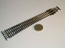 SL-E389F PECO Setrack Streamline Code 55 Large Radius Left Hand N Gauge Track