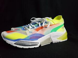 Puma LQDCELL Optic Sheer 192560 01 Casual Lifestyle Sneakers US Mens Size 10