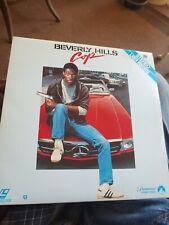 Beverly hills cop    laserdisc