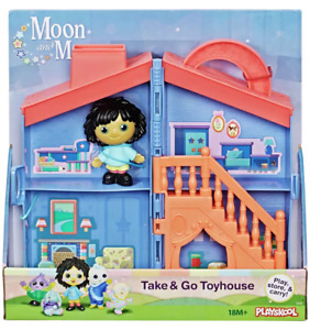 Moon and Me Take and Go Toy House