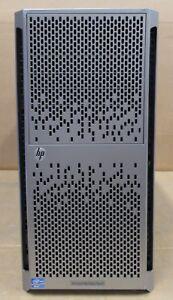 HP Proliant ML350p G8 GEN8 2 x XEON E5-2680 8-Core 2.7GHz 384GB Ram Tower Server