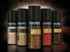 SYOSS Professional Root Retoucher Hair Spray Covers Grey Roots NO AMMONIA 120ml