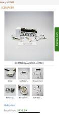 Genuine Oem Whirlpool 4317943 Ice Maker Kit