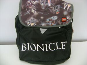 Lego Bionicle School Backpack